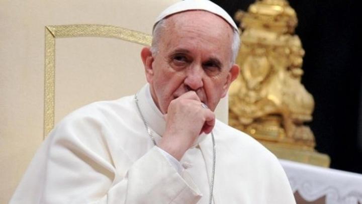 papa francisc Papa Francisc se gandeste la demisie
