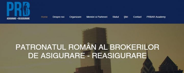 patronat 720x288 Ingrijorari in randul Patronatului Roman al Brokerilor fata de propunerea de modificare a OUG nr. 98/2017