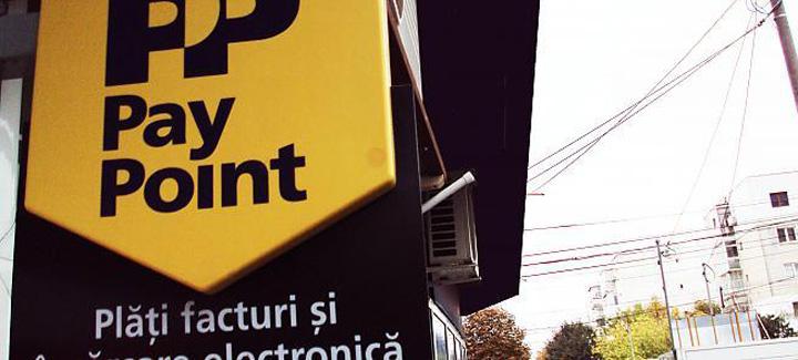 paypoint Iti vei putea plati intretinerea prin Pay Point