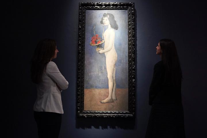 picasso Tablou de Picasso, vandut la licitatie cu 115 milioane de dolari