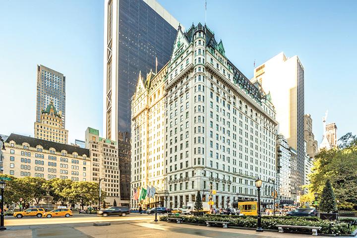 plaza hotel Faimosul Plaza Hotel din New York ajunge pe mana miliardarilor din Dubai