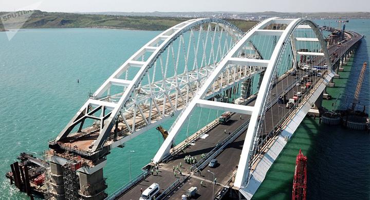 pod Putin a facut cel mai lung pod din Europa