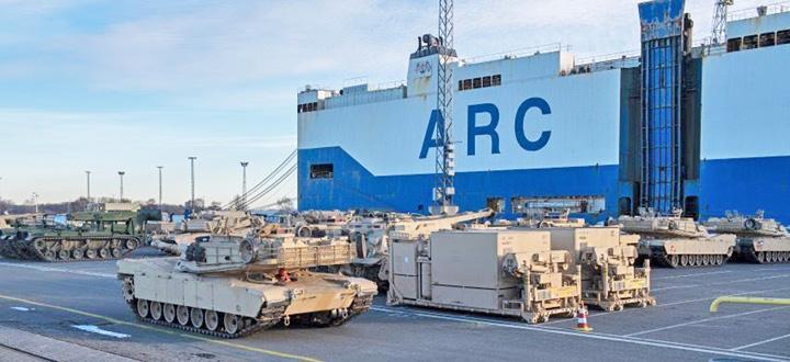polonia 1 Polonia, capul de pod militar american in Europa