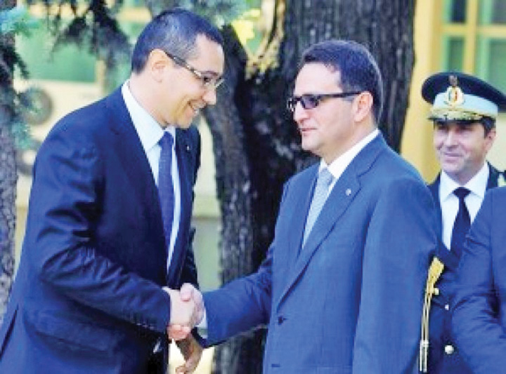 "ponta maior Ponta si Oprea, plan secret ""La Doi Cocosi"" !"