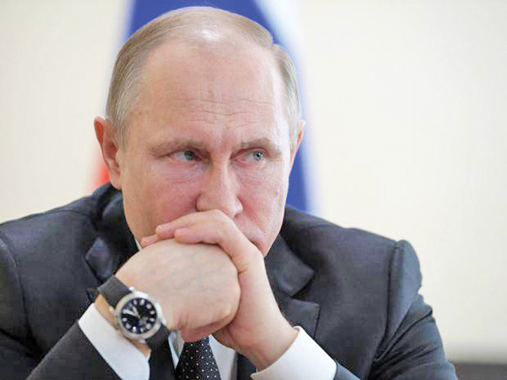 putin 2 1 Putin a transformat Londra in Londongrad