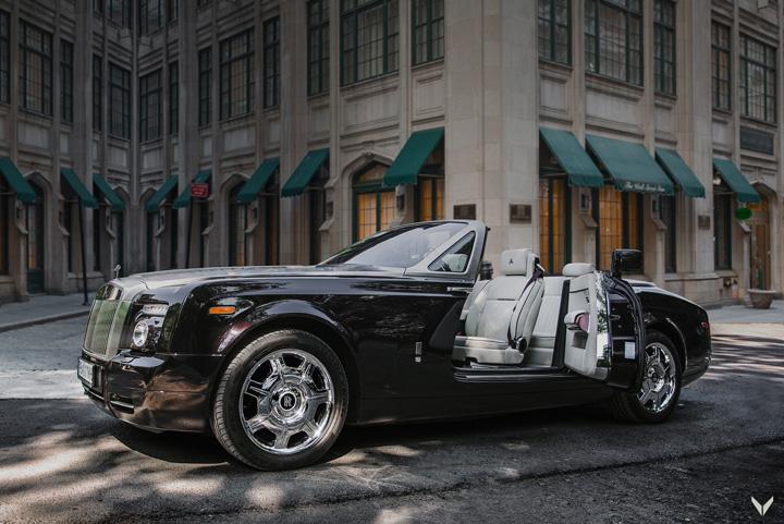 rolls Rolls Royce preparat de bulgari