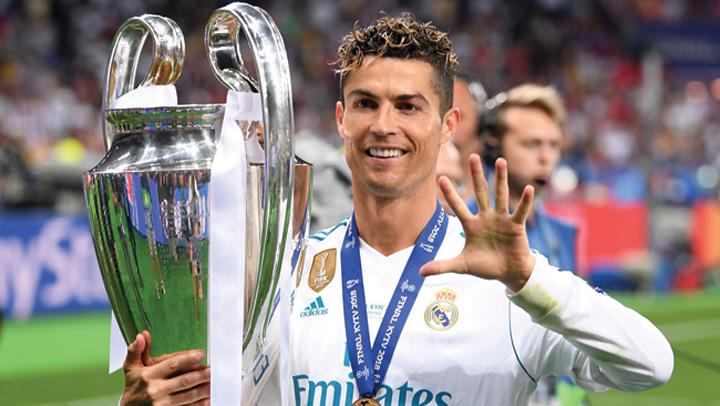 ronaldo Spectacol la Madrid, dupa ce Real a castigat Champions League
