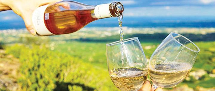 rose Penurie de vin rose in Franta