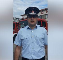 salvator El e pompierul vrancean care a salvat un copilas de patru ani! (VIDEO)