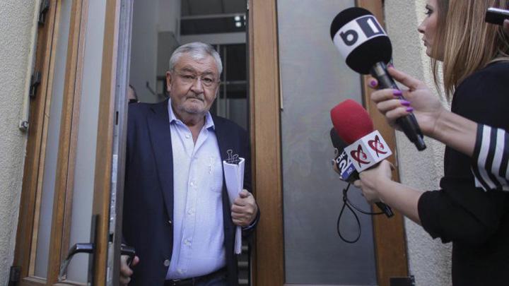 sebastian vladescu Vladescu si a platit cautiunea cu lingouri de aur