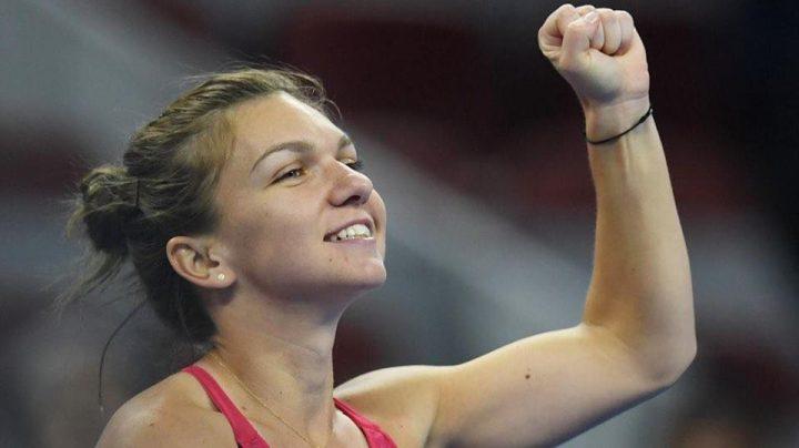 simona 2 720x404 Simona Halep, prima finalista la Roland Garros 2018