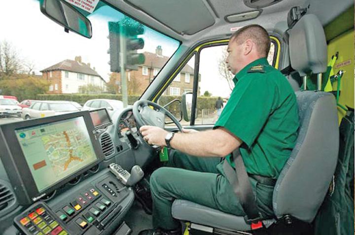 sofer ambulanta Sofer pe ambulanta, cel mai cautat job din Marea Britanie