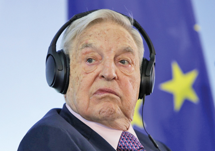 soros 3 Soros, acuzat de cresterea antisemitismului