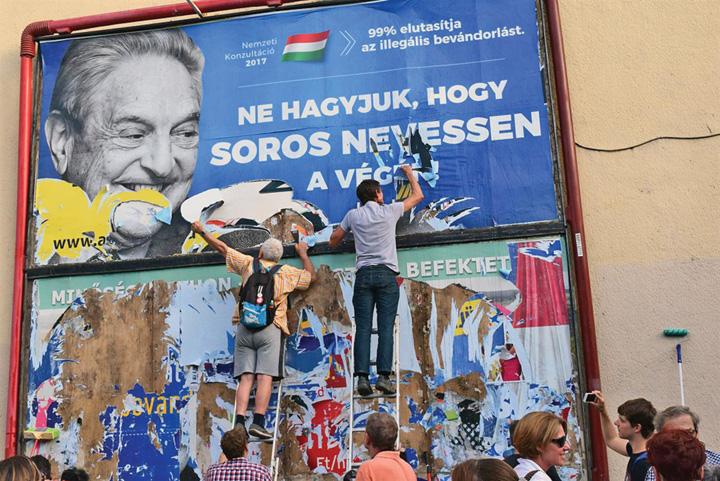 soros mare Orban scoate din Ungaria Fundatia Soros