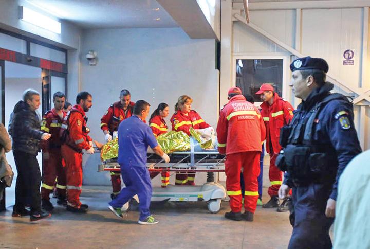"""spital 1 Un nou """"COLECTIV"""" pregatit pentru septembrie !"""