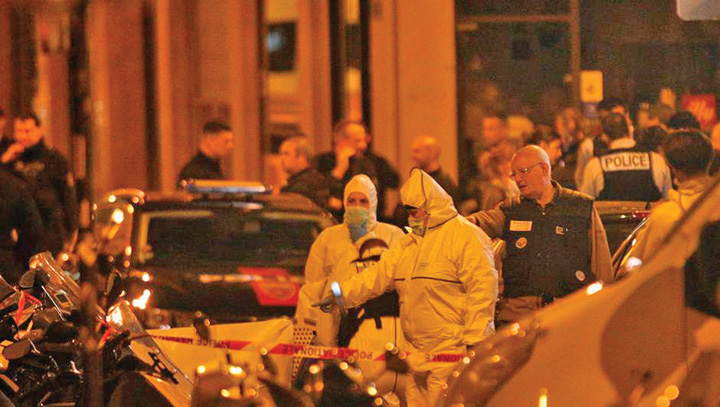 terorism Franta plateste iar cu sange