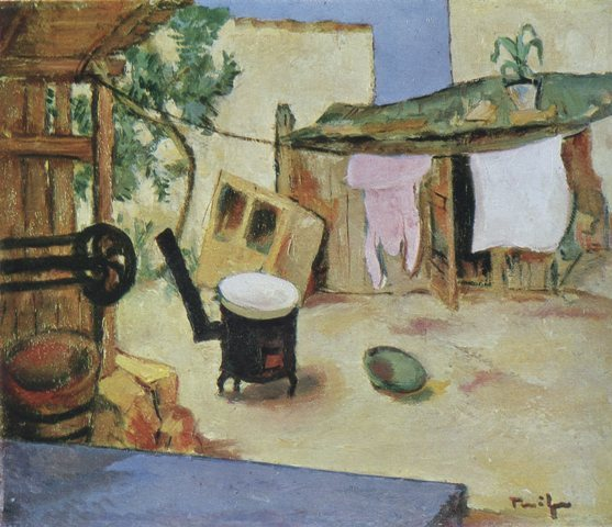 tonitza mahala Bucureştiul văzut de marii pictori ai României