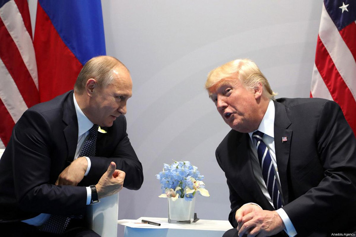 trump 3 Trump scapa de  RussianGate