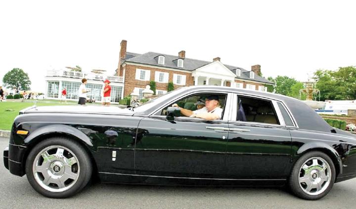 trump 4 Trump vrea sa interzica limuzinele germane