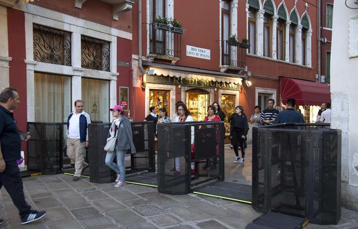 venetia Venetia stranguleaza fluxul de turisti