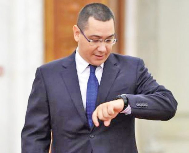victor ponta 1 614x500 Nu exclude o noua candidatura la prezidentiale. Ponta: cred ca in 2014 m am grabit si am gresit