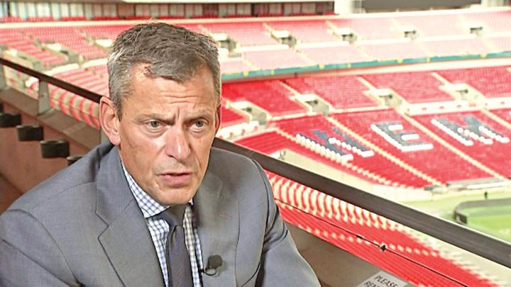 """wembley 2 Vanzarea stadionului Wembley """"nu este o tradare"""""""