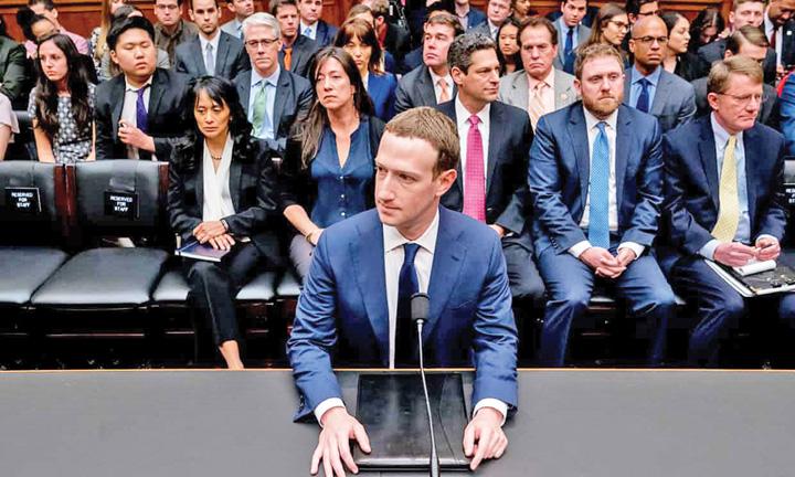 zuckerberg Zuckerberg, audiat de Parlamentul European