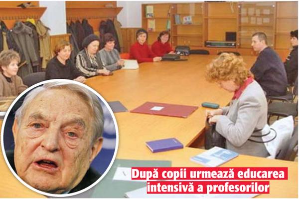 """02 0aaa3 Zeci de milioane de euro pentru """"armata"""" lui  Soros!"""
