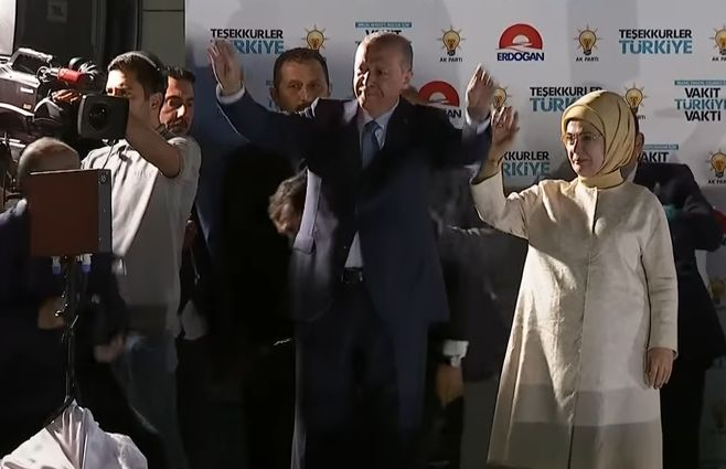 1 2 Erdogan, inca un mandat in fruntea Turciei (VIDEO)