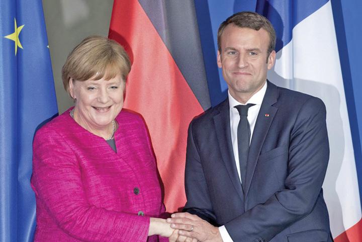 BN TL300 34kI1 M 20170515142604 Germania si Franta isi fac armata comuna