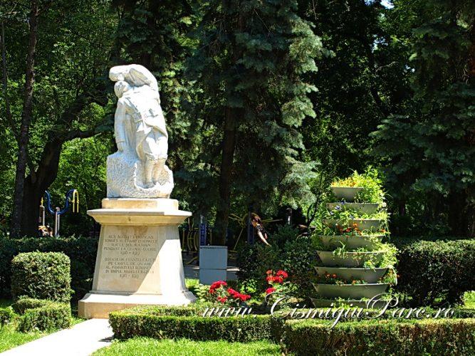 Cismigiu vara2012 026 667x500 Cişmigiu, grădina culturii (II)