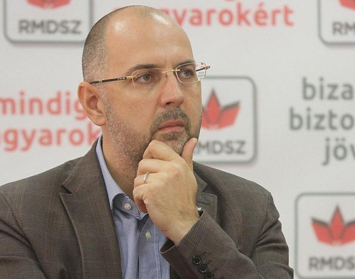 Kelemen Hunor 3 Ludovic Orban, flituit de UDMR