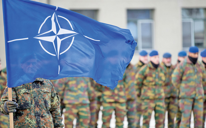 NATO Se coace un Euromaidan la Belgrad