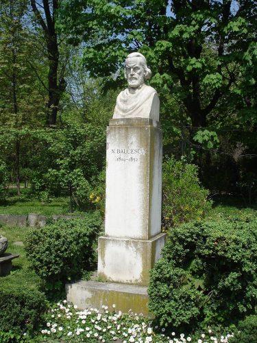 """Rotonda Scriitorilor   Nicolae Balcescu 375x500 """"Rotonda Scriitorilor"""", 75 de ani de la inaugurare"""
