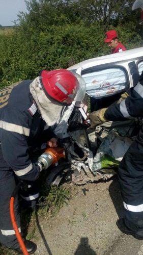 accident grav 281x500 Accident cu urmari grave la Voivodeni
