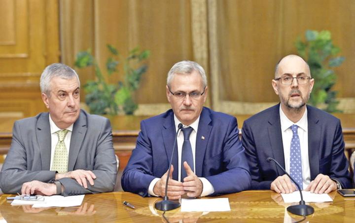 agerpres.ro Tariceanu Dragnea Kelemen Hunor PSD nu iarta Justitia peste vara