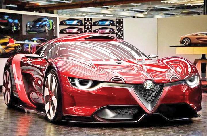alfa romeo Alfa Romeo ataca Ferrari si Porsche