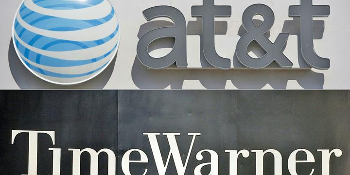 att time warner AT&T fuzioneaza cu Time Warner