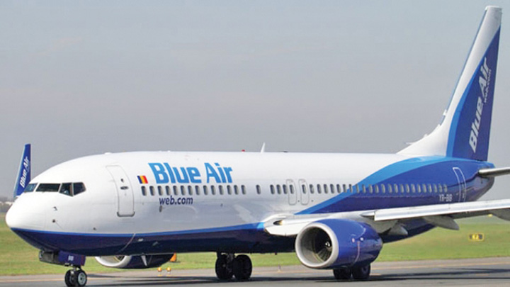 avion blue air m0ypi2hu5r 50427100 Cum a ajuns Blue Air pe mana sistemului