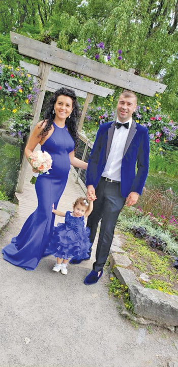 bute Lucian Bute va deveni tata pentru a doua oara