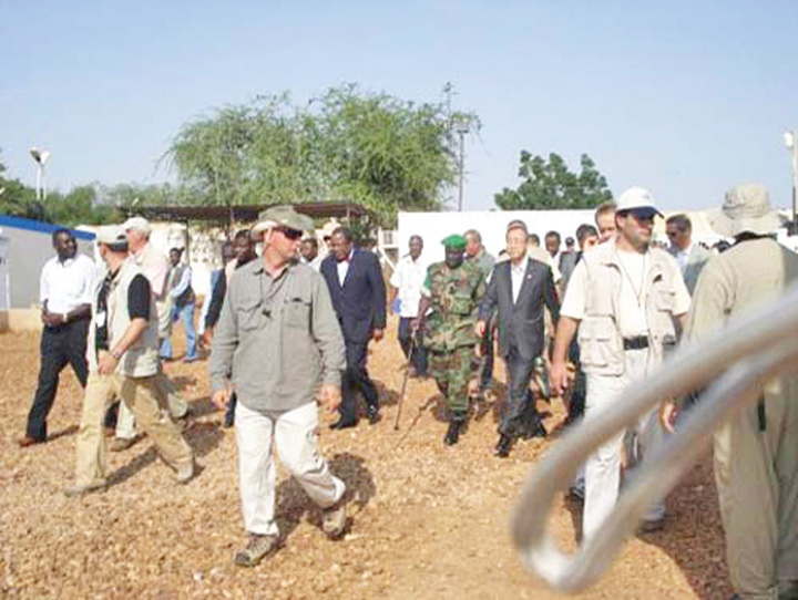 capu spp SPP ul lui Pahontu, implicat in spionarea unui demnitar american la ONU