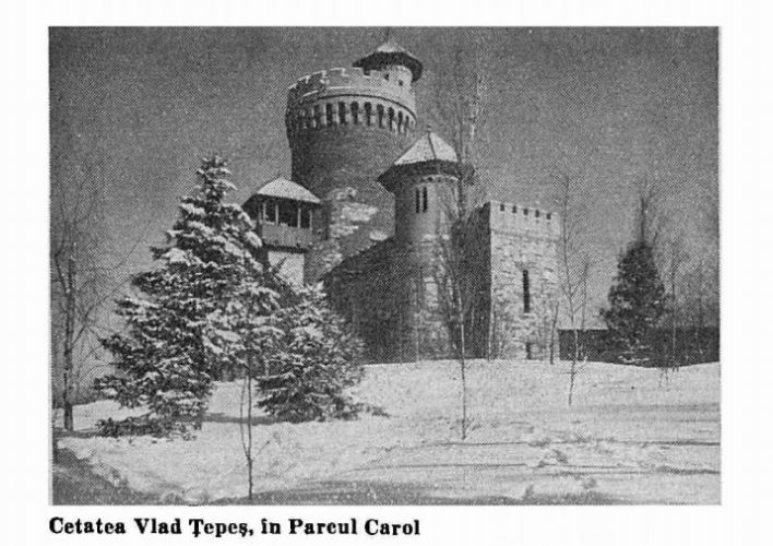 cetatea lui tepes 708x500 Parcul Carol I, respect majestate! (I)