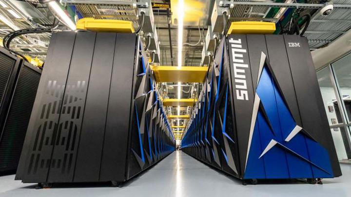 computer Iata cel mai puternic calculator din lume