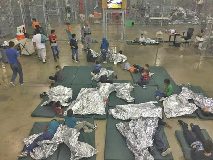 copii trump Trump chinuie copiii imigrantilor