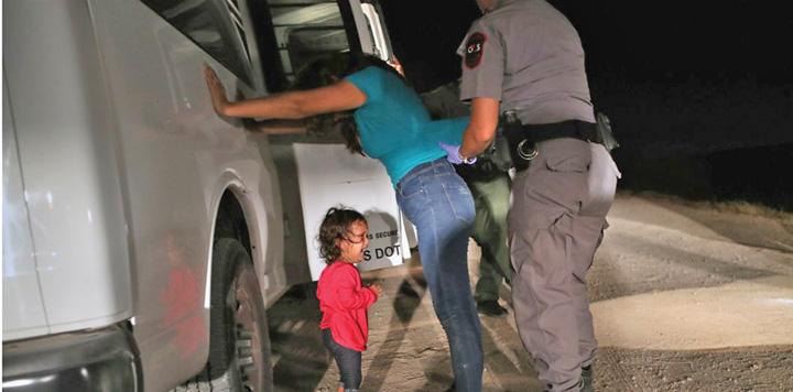 copil bun Trump chinuie copiii imigrantilor