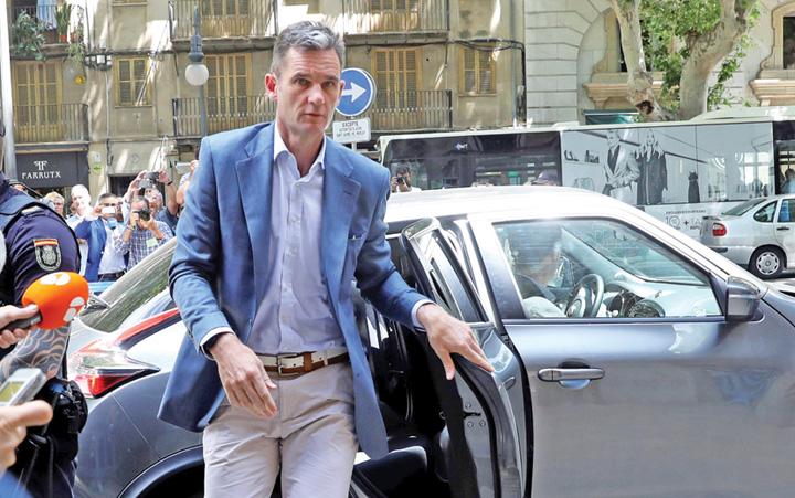 cumnat spania Cumnatul regelui Spaniei, incarcerat intr o puscarie de femei
