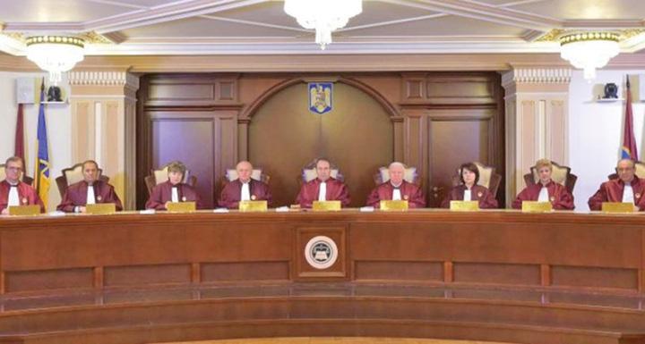 curtea constitutionala 1 Declarata moarta la ICCJ, Gala Bute invie la CCR!