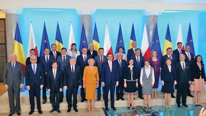 dancila polonia 1 Decizie NATO in Thasos : Romania, a doua Polonie !