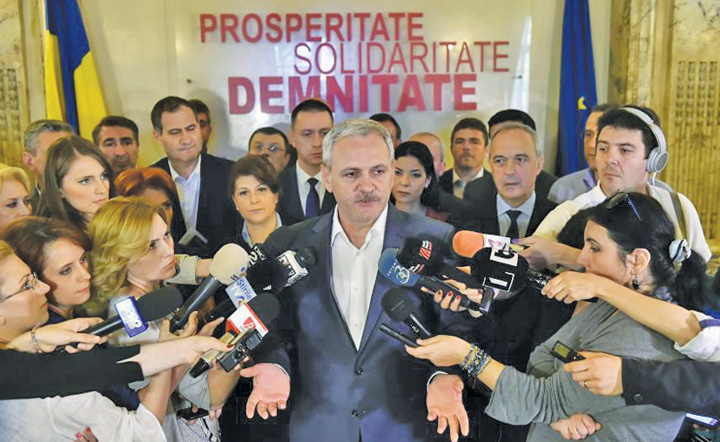 dragnea sustinut PSD PSD mizeaza totul pe Dragnea