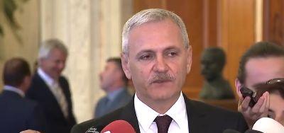 dragnea Comitetul Executiv al PSD, convocat pentru vineri